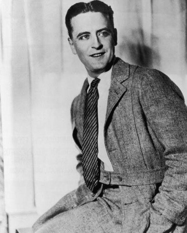 """FRANCIS SCOTT FITGERALD. El autor de """"El Gran Gatsby"""", entre los fans más reconocidos de la ginebra"""