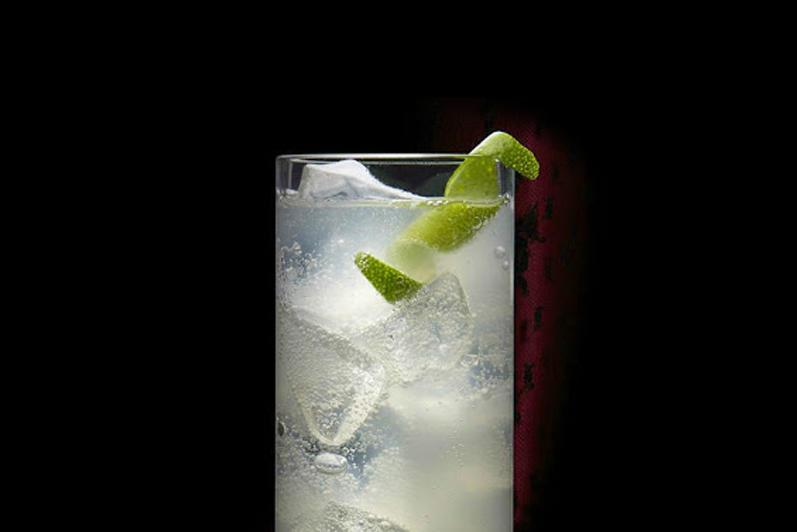Brockmasn Gin Fizz