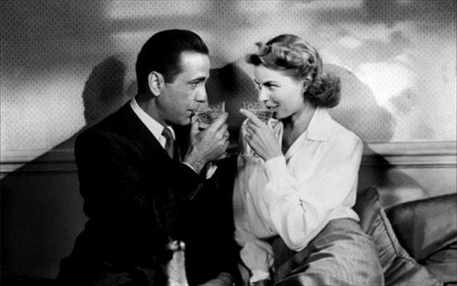 """El cóctel French 75 fue también protagonista en """"Casablanca"""""""