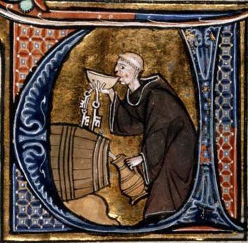 La historia de la coctelería también está ligada a los monjes