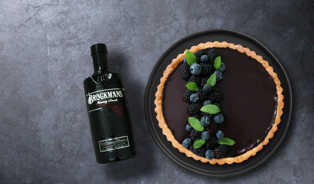 Tarta Dark Berry Brockmans