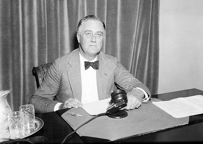 Roosevelt, un auténtico amante del Dry Martini que utilizaba este cóctel para los momentos más decisivos de su vida política