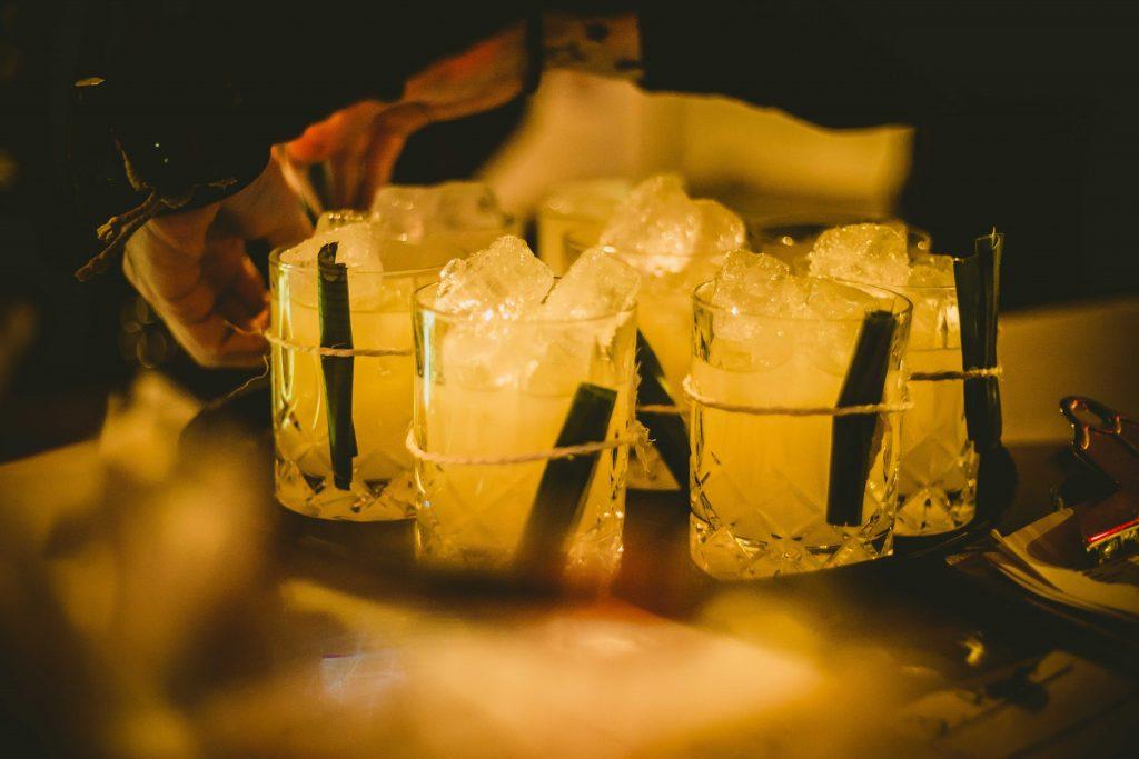 2018 Brockmans Press For Gin London Gin Tiki