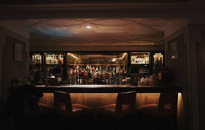 Marriott Hotel Park Lane bares de Londres
