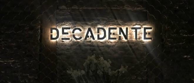 Decadente Madrid