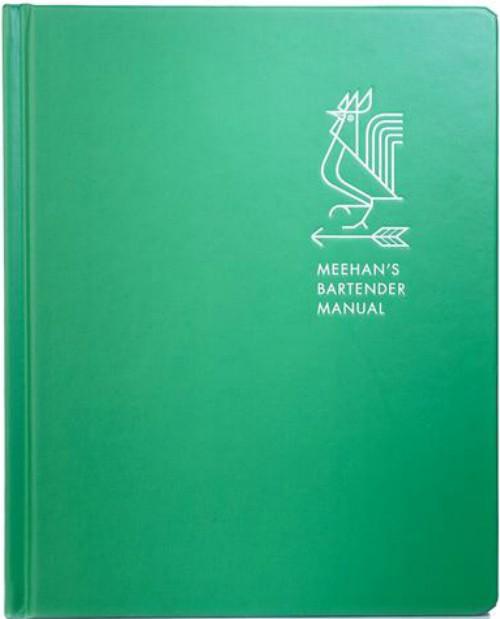 Meehan's guide libros de coctelería