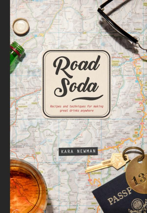 Road Soda libros coctelería