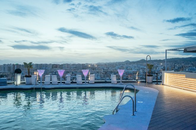 Terrazas de Málaga para vivir la noche de San Juan
