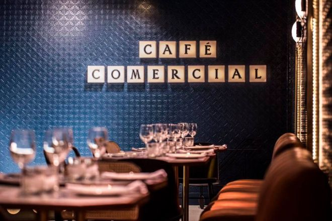 Café Comercial de Madrid