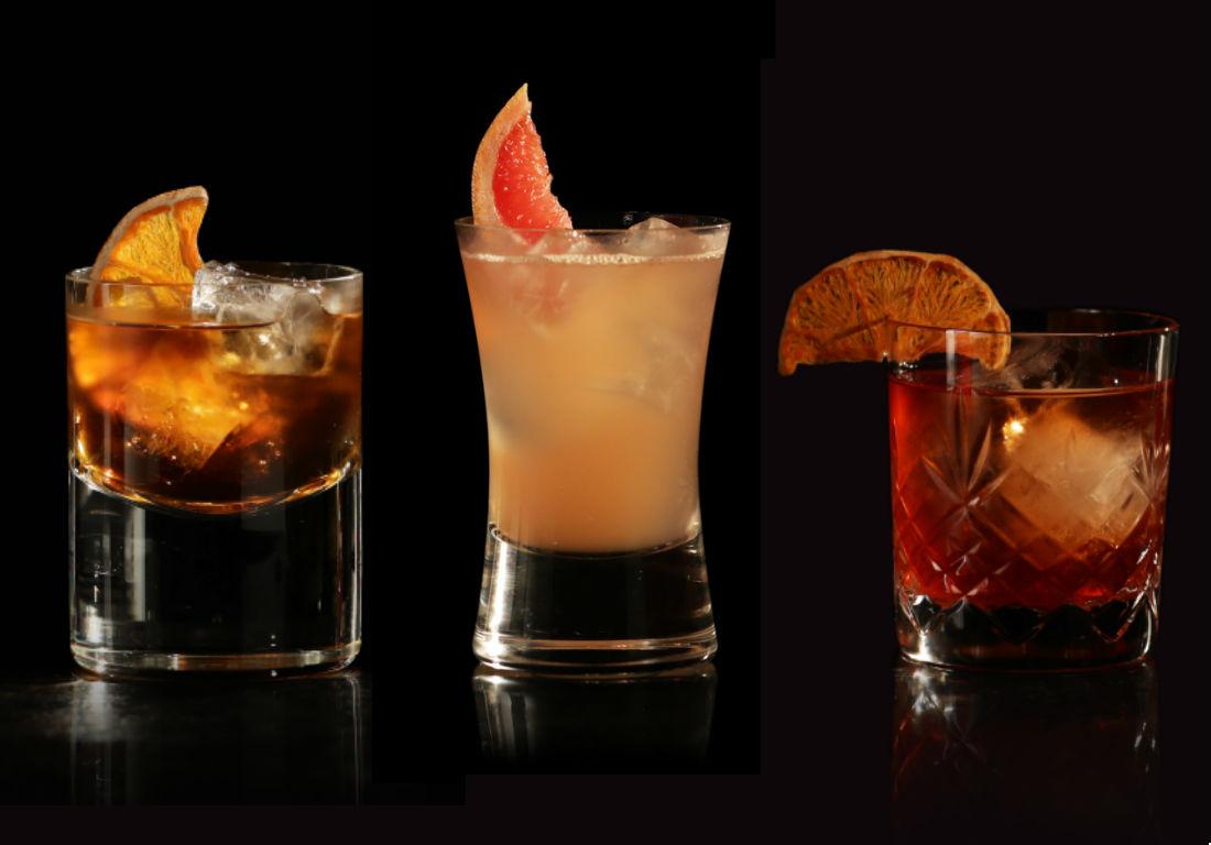Tres cócteles para saborear la Semana del Negroni