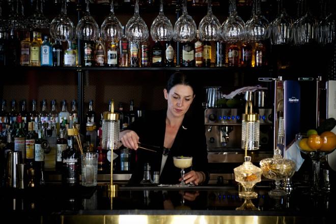 Coctelería Farándula bar