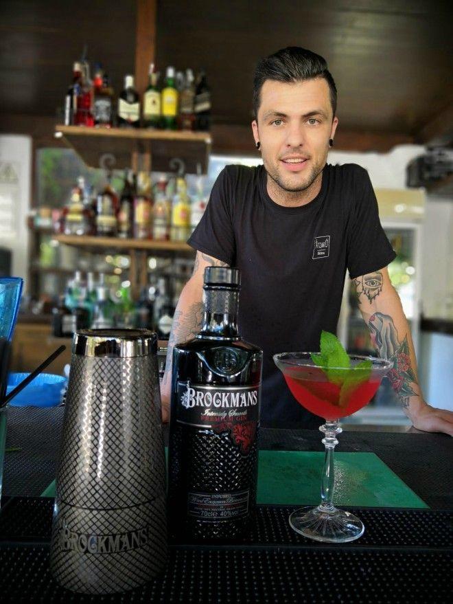 Head Bartender de Agroturismo Atzaró