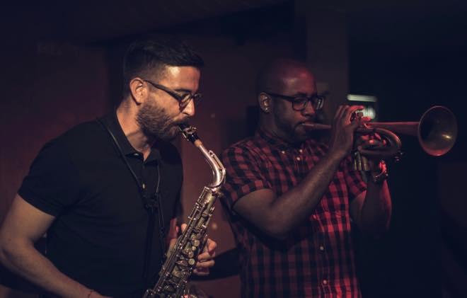 Roberto Nieva en Brockmans Music Experience
