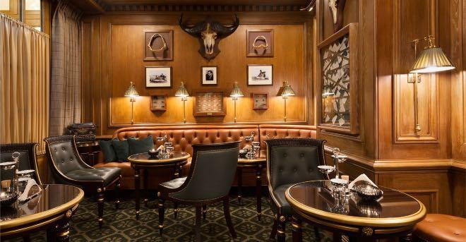 Bar Hemingway, una de las coctelerías históricas