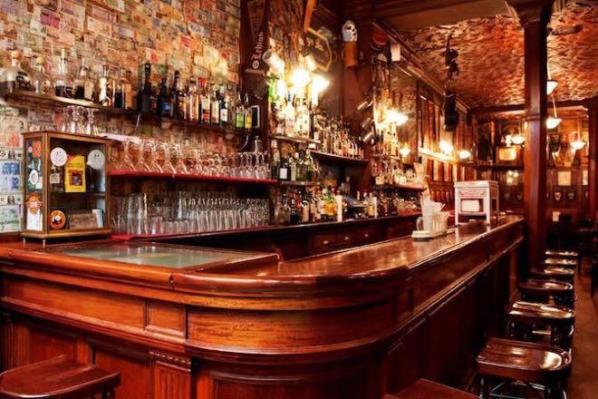 Coctelerías históricas de Paris