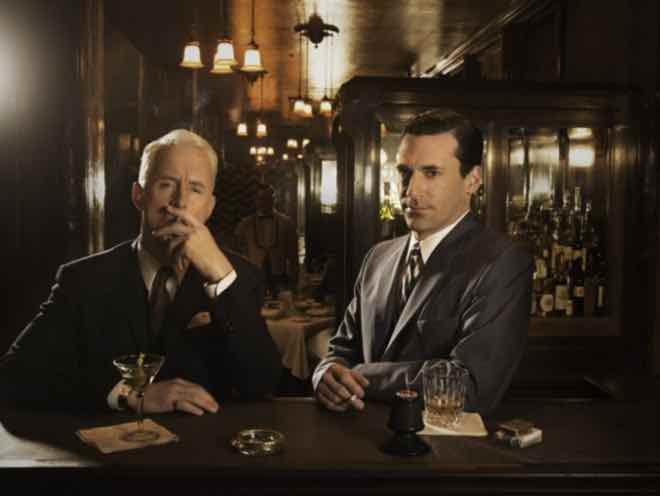 Old Fashioned, uno de los cócteles de series más famosos