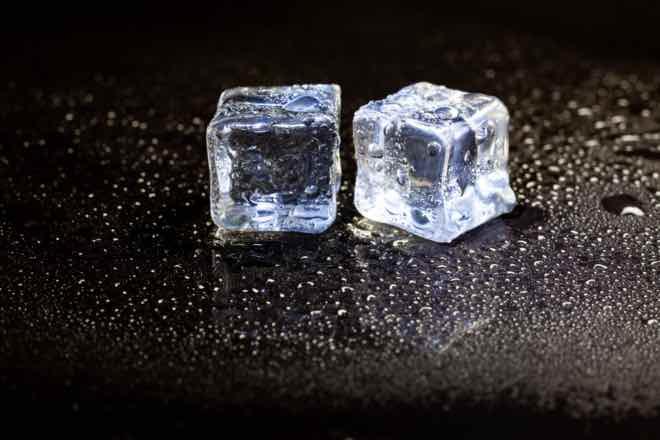 Atemperar, importante en el buen uso del hielo en coctelería