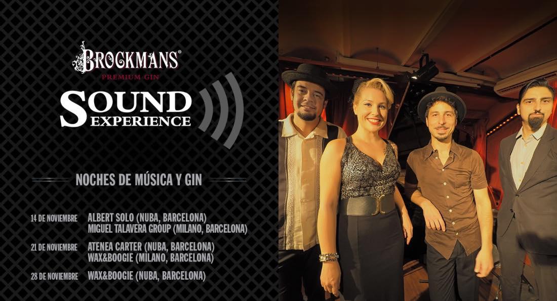 Agenda de Brockmans Sound Experience