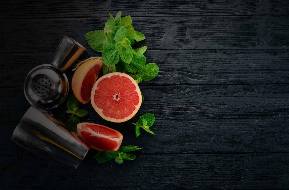 Los 5 cítricos para coctelería imprescindibles