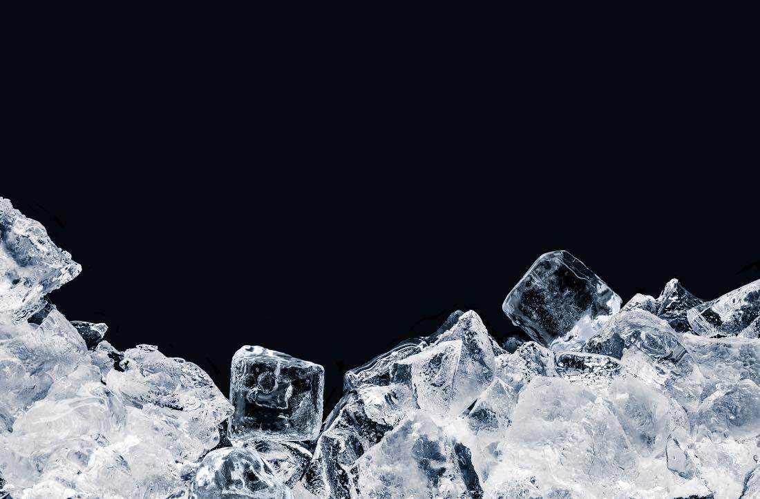 ¿Qué hielo usar para qué cóctel?