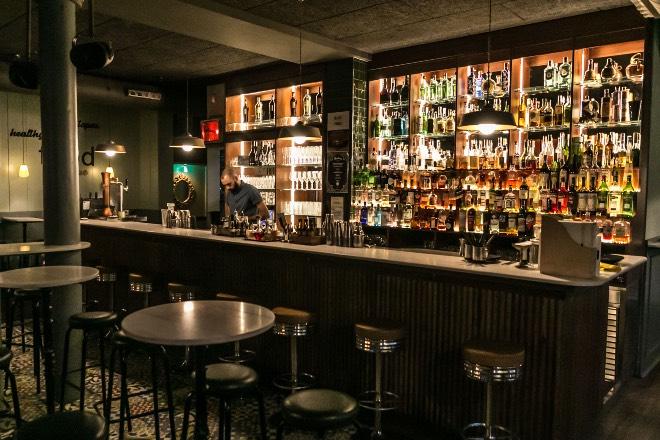 Balius Bar, coctelerías de Barcelona