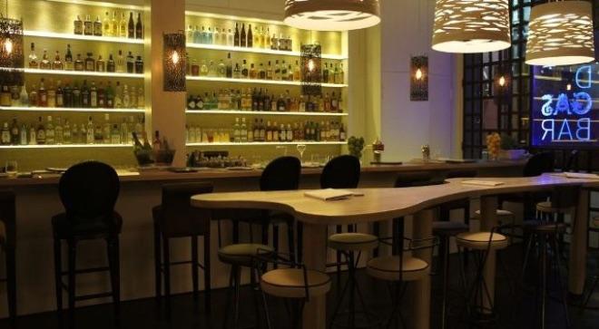 Gas Bar, una de las coctelerías de Barcelona para conocer