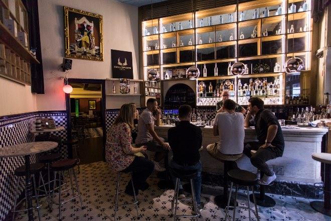 Xix Bar, una de las coctelerías de Barcelona para conocer